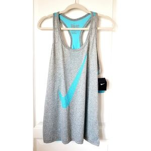 Nike Dry-fit NWT Racer Back Tank Loose Fit XL